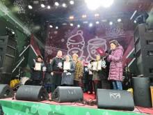 Концерт Московское долголетие в парке Сокольники