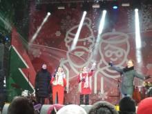 Фото праздника Сокольники Московское долголетие