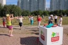 Танцы на Борисовских прудах