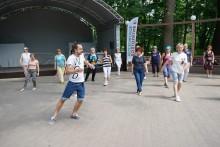 Танцы открытый мастер класс