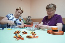 Творчество для пенсионеров