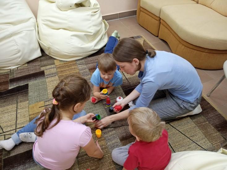 игры для детей в Борисово