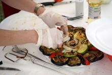 овощи-сервируют