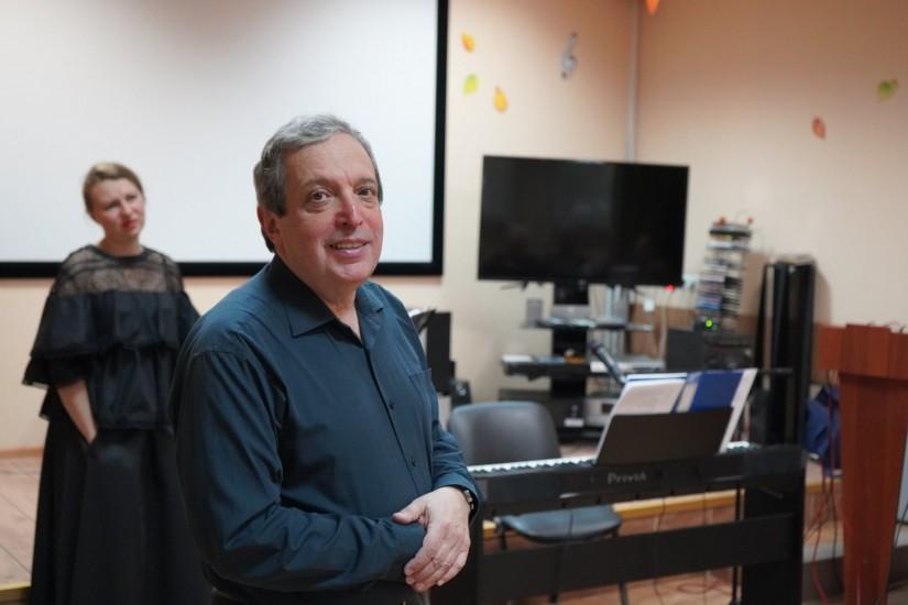 Орехово, 2019, МСК, Пианист