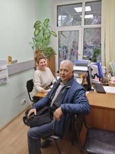 Прием граждан, Московское долголетие, Орехово, Братеево