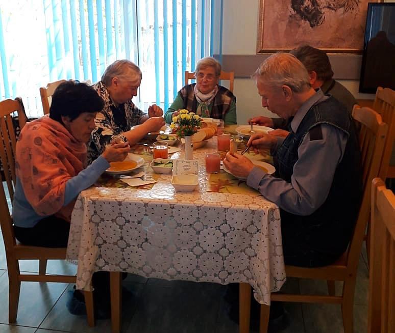 ТЦСО Орехово, горячее питание, социальные услуги, Собянин