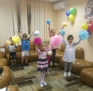 Борисово, Дети