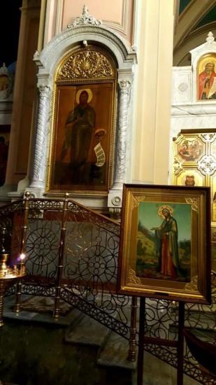 Иоанно-Предтеченский Ставропигиальный женский монастырь, Иконы