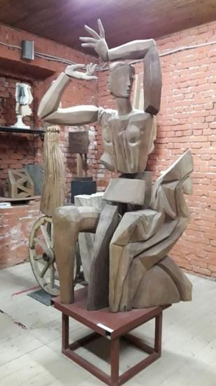 Музей Дом Бурганова, Исскуство