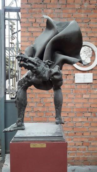 Музей Дом Бурганова, Скульптура