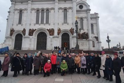 Орехово-Борисово Южное, Храм Христа Спасителя