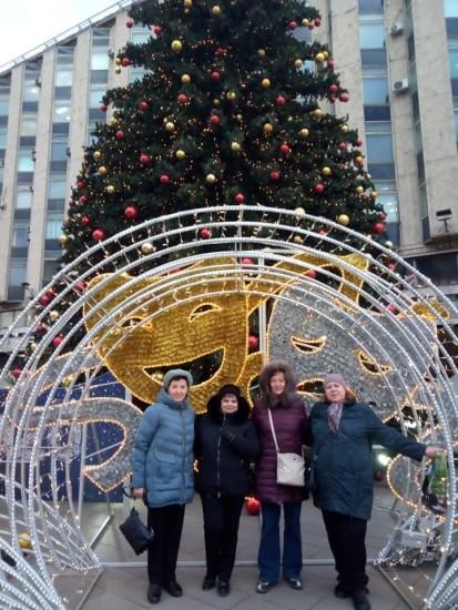 Орехово-Борисово Южное, Рождество