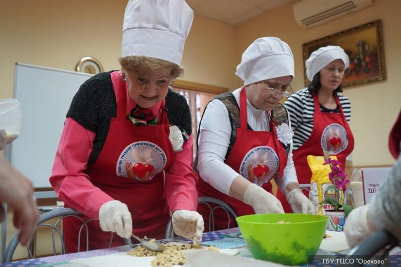 ТЦСО Орехово, Кулинарный мастер-класс