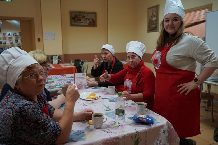 ТЦСО Орехово, Вкусняшки