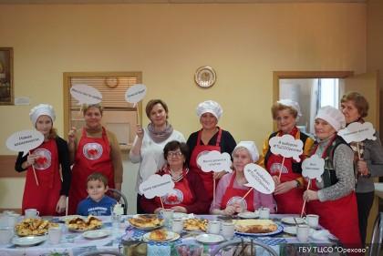 ТЦСО Орехово, Кулинария