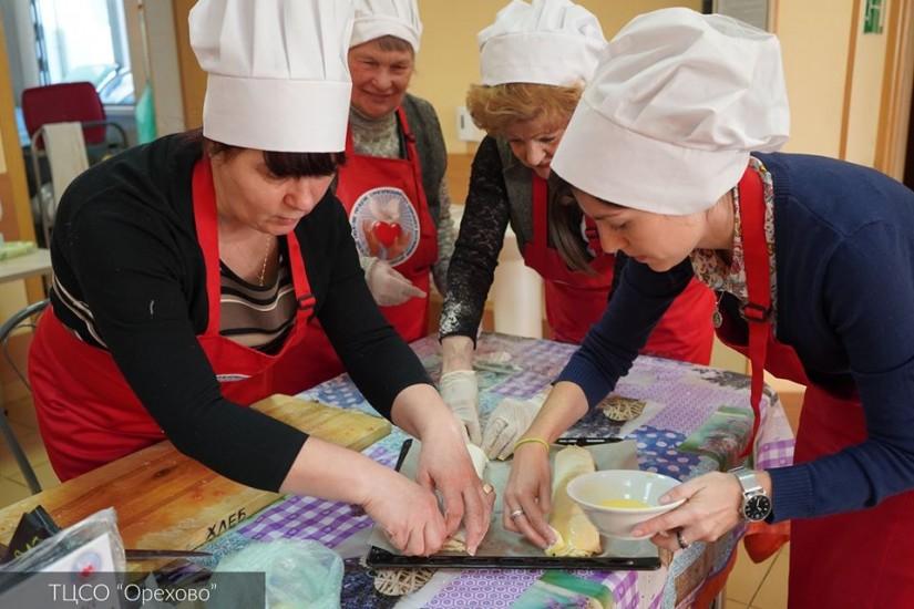ТЦСО Орехово, Рецепты