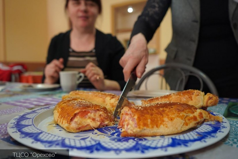ТЦСО Орехово, пицца